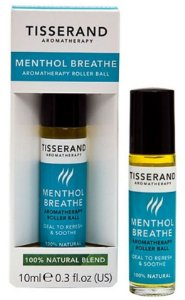 Tisserand Roll-on Menthol Breathe 10ml