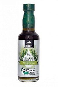 Kampo de Ervas Óleo Vegetal Aromatizado de Alecrim Orgânico 60ml