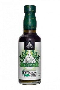 Kampo de Ervas Óleo Vegetal Aromatizado de Orégano Orgânico 60ml