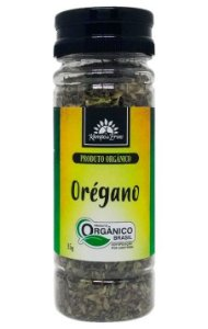 Kampo de Ervas Orégano Condimento Puro Orgânico 15g