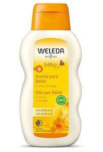Weleda Baby Óleo Hidratante de Calêndula 200ml