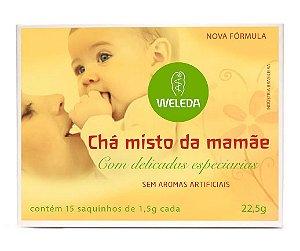 Weleda Baby Chá Misto da Mamãe 22,5g