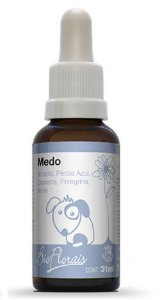 Bio Florais Pet Medo 37ml