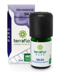 Terra Flor Óleo Essencial de Salsa (Sementes) 5ml