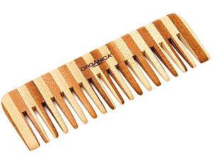 Pente de Bambu Marchetado Sem Cabo - Orgânica