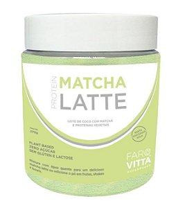 Farovitta Matcha Latte Protein 270g