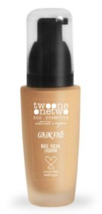 Twoone Onetwo Base Facial Líquida Color Fix - Cor 00 (Pale Ivory) 30g