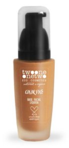 Twoone Onetwo Base Facial Líquida Color Fix - Cor 04 (Warm Beige) 30g