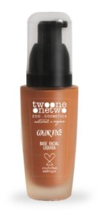 Twoone Onetwo Base Facial Líquida Color Fix - Cor 06 (Light Brown) 30g
