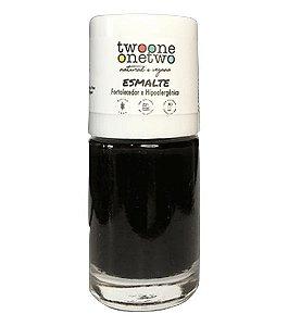 Twoone Onetwo Esmalte Hipoalergênico 1625 Black Onyx 10ml