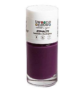Twoone Onetwo Esmalte Hipoalergênico 1627 Purple 10ml