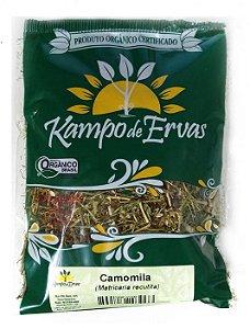 Kampo de Ervas Chá de Camomila Mista Orgânico Fracionado 30g