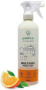 Positiv.a Multiuso Pronto Para Uso Natural 550ml
