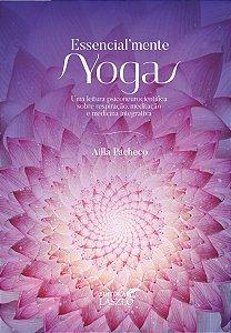 Ed. Laszlo Kit Essencialmente Yoga com 2 Livros e Baralho