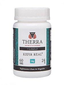 Therra Kefir Real com Magnésio 60 Cápsulas
