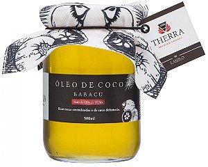 Therra Óleo de Coco Babaçu