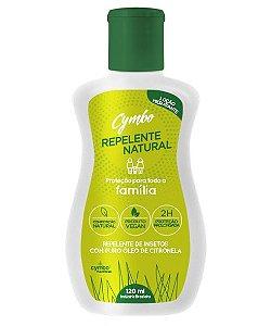 Cymbo Repelente Natural Família Loção Hidratante 120ml