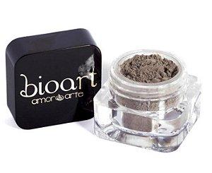 Bioart Sombra Mineral Marrom Castanha Fosca 1,2g