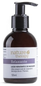 Nature Therapy Loção Hidratante Relaxante 120ml