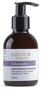 Nature Therapy Loção Hidratante Relaxante 120ml