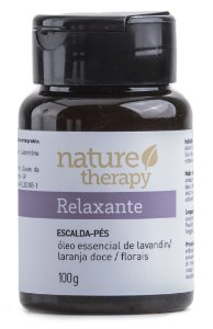 Nature Therapy Escalda-Pés Relaxante 100g