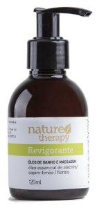 Nature Therapy Óleo Corporal Revigorante 120ml