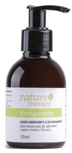 Nature Therapy Loção Hidratante Revigorante 120ml