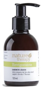 Nature Therapy Sabonete Líquido Revigorante 120ml