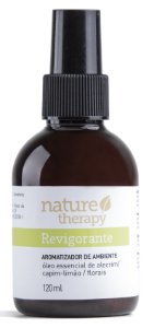 Nature Therapy Aromatizador de Ambiente Revigorante 120ml