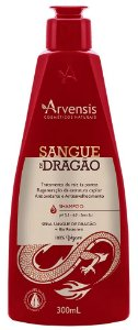 Arvensis Sangue de Dragão Shampoo 300ml