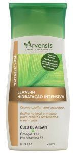 Arvensis Hidratação Intensiva Leave-in 200ml