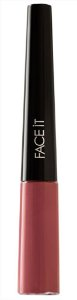 Face It Batom Líquido Dress To Kiss - Castanho 6,5g