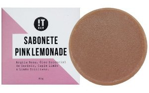 Balmish Sabonete Pink Lemonade com Argila Rosa 85g