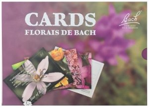 Florais de Bach Cards Ilustrados