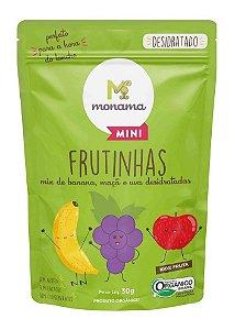 Monama Mini Frutinhas Orgânicas 30g