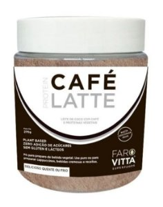 Farovitta Café Latte Protein 270g