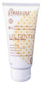 Aymara-Una Gel Dental Natural Especiarias 60g