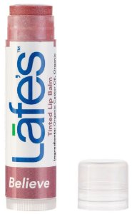 Lafe's Tinted Lip Balm Believe - Hidratante Labial com Cor 4,25g