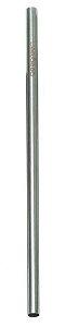Beegreen Canudo Reutilizável de Inox Shake Reto 1un