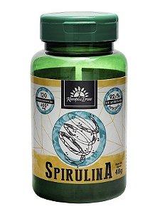 Kampo de Ervas Spirulina 120 Comprimidos Veganos