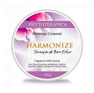 Phytoterápica Manteiga Corporal Harmonize - Sensação de Bem Estar 100g