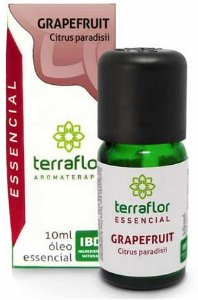 Terra Flor Óleo Essencial de Grapefruit 10ml