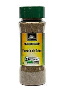 Kampo de Ervas Pimenta do Reino Condimento Puro Orgânico 70g