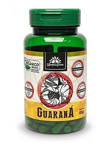 Kampo de Ervas Guaraná Orgânico (450mg) - 90 Cápsulas Veganas