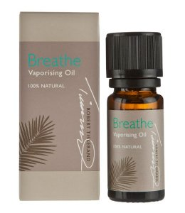 Tisserand Breathe Vaporising Oil Sinergia de Óleos Essenciais 10ml