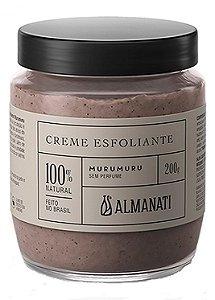 Almanati Creme Esfoliante Murumuru 200g