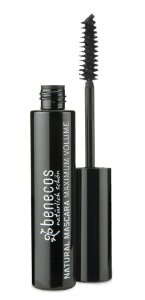 Benecos Máscara de Cílios Rímel Maximum Volume Deep Black 8ml