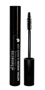 Benecos Máscara de Cílios Rímel Vegan Glamour Look Ultimate Black 8ml