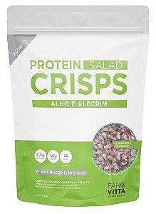 Farovitta Protein Crisps Alho e Alecrim 85g