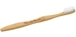 The Humble Co. Escova Dental de Bambu Biodegradável Adulto Normal 1un